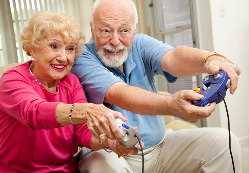 Senior Living Residents
